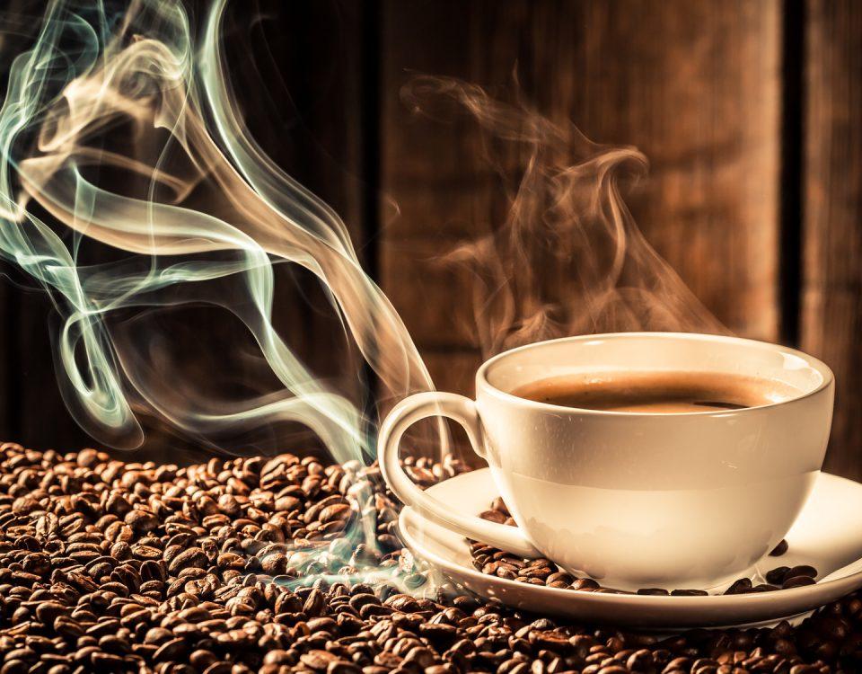 Sklep z kawą - Dobra kawa ziarnista do ekspresu - Świeżo palona kawa